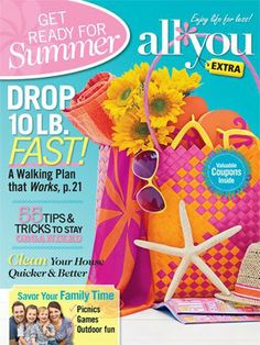What's Inside the Get Ready for Summer Special Issue