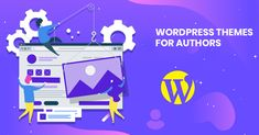 Top 10 WordPress Themes For Authors - 2019