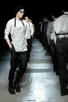 Barista fashion