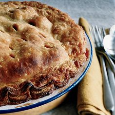 Puff Pastry Apple Pie   Food & Wine