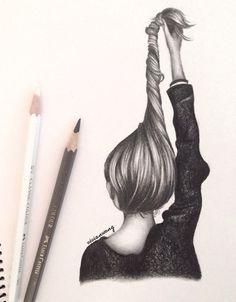 #art #girl