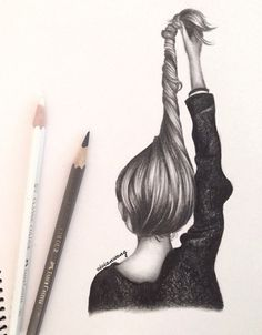 #art #girl                                                                                                                                                      Más