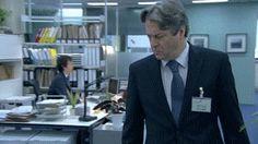 "Peter ""finds"" himself. Roger Allam, Mr Darcy, Lol, Fun"