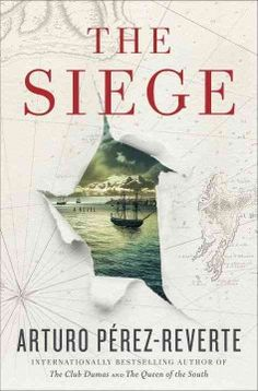 The siege : a novel by Arturo Perez-Reverte.  Click the cover image to check out or request the mystery kindle.