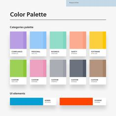 Travitor Online Learning Platform on Behance Graphic Design Tools, Web Design, Tool Design, Retro Color Palette, Colour Pallette, Ui Color, Gradient Color, Ux Design Principles, Color Palette Challenge