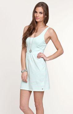 Womens O'neill Dress - O'neill Nautical Dreams Dress