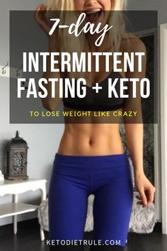 The keto diet and intermittent fasting are two of the most popular weight loss strategies many dieters are using today to reach ketosis, burn fat and lose weight quickly. Here's how they work and how…More Ketogenic Diet Weight Loss, Weight Loss Diet Plan, Fast Weight Loss, Weight Gain, Diet Meal Plans To Lose Weight, Body Weight, Best Diets To Lose Weight Fast, Losing Weight Tips, Healthy Weight