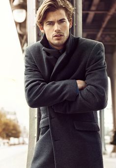 Model Jacey Elthalion fronts the men's Fall Winters ads for Polish brand Reserved. Sharp Dressed Man, Jacey Elthalion, Man Character, Character Reference, Character Design, Boy Hairstyles, Black Models, Blonde Male Models, Attractive Men