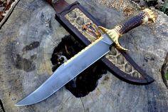 T.M. Hunt Custom Knives, The Artistic Side of Todd Hunt