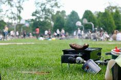 Schlemmen im Park - Die Grillsaison in Köln ist eröffnet! Park, Grilling, Handy Tips, Crickets, Parks