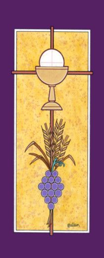 Eucharist - Maison Bouvrier - Recognized the world over for making the finest vestments available.