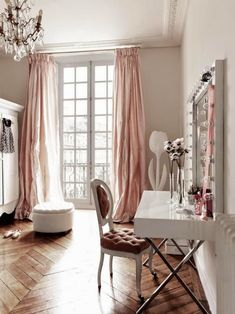 Dreamy Dressing Room Inspiration (and a sneaky peek of my own)