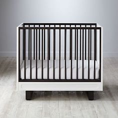 Elevate Mini Crib & Mattress Set