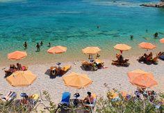 Beaches of Karpathos island