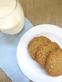 Quando descobri que vaca dava leite   Cookies crocantes de aveia