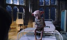 Dobby in Chamber of Secrets