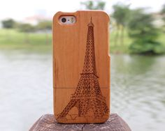 Custom Wood iPhone 5 Case  Natural Wood iPhone by PhoneCasesStory, $19.99