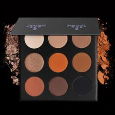 BRONZE PALETTE with