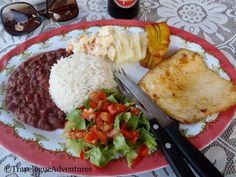 Casado: comida tipica de almuerzo y cena.