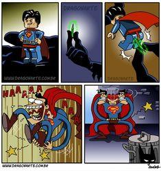 Así se le gana a Superman Gracias a http://www.cuantocabron.com/ Si quieres leer la noticia completa visita: http://www.estoy-aburrido.com/asi-se-le-gana-a-superman/