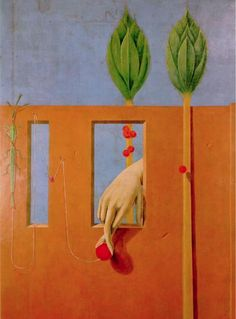 SURREALISMO. En 1924, después que Marcel Duchamp se hubo retirado, un grupo de sus colegas fundaron el movimiento sucesor del Dadaísmo. La teoria surrealista llevaba muchos conceptos tomados del psicoanálisis. La hipótesis según la cual un sueño puede trasladarse directamente desde el subconsciente a la tela sin pasar por la percepción consciente del artista no resultó cierta en la práctica; era imprescindible cierto grado de mediatización. Max Ernst