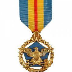 Ribbon Decoration Exceptional Public Service Award Secretary of Defense