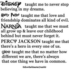 haven't read percy jackson but the rest = <3
