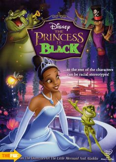 Brutally Honest Disney Movie Posters Edited to Highlight Tropes and Stereotypes in Disney Films
