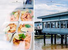 Doyles on Fishermans Wharf in Watsons Bay - Sydney Guide by Marta Greber