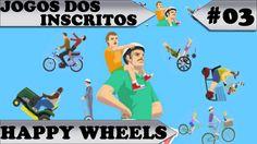 JOGOS DOS INSCRITOS - HAPPY WHEELS - #03