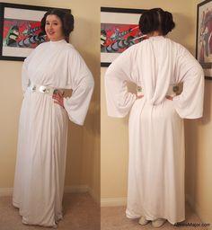 - AimeeMajor.com | Costume – Princess Leia – A New Hope Star Wars