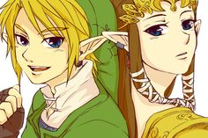 Another question: why Zelda always looks so upset in TP ? Especially at the end. Like Link just saved you and your kingdom. Don't be so angry