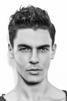 The Curly Top Fop Men's Hairstyles