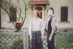 Doily Masks Portraits, La designer italienne Francesca Lombardi