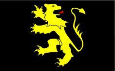 Flag of Ceredigion
