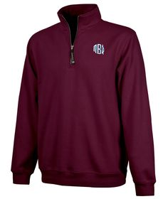 Pi Beta Phi Monogrammed Fashion Pullover from GreekGear.com