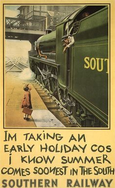 The Southern Railway (UK), 1936