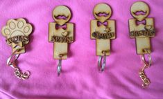 Personalized Items, Key Fobs