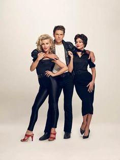 PHOTO: First Look - Aaron Tveit, Vanessa Hudgens & Julianne Hough in FOX's GREASE LIVE!