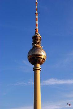 Der Fernsehturm   ©2010 M.-C. Stahn