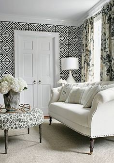 Thibaut - Bridgehampton Collection Professional Decorator Atlanta   Kandrac Kole Interior Design