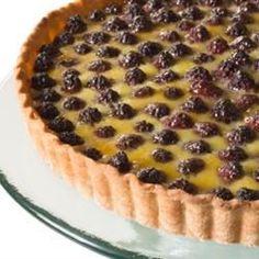 Berry Custard Pie - Allrecipes.com
