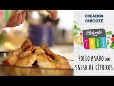 Pollo al Horno con Salsa de Cítricos de Alberto Chicote - YouTube