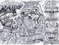 chicano-art-flash-dragon-tattoo-hamburg-5405443.jpg (1048×814)