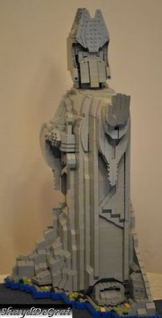The Pillars of the Kings: A LEGO® creation by Steve M : MOCpages.com