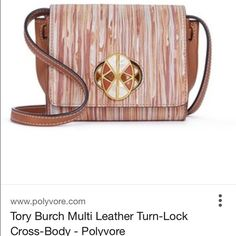Tory Burch Unused with tags! Never used. Tory Burch Bags Mini Bags
