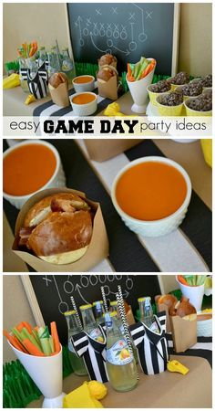 I created my easy football party ideas and snacks for game day as part of a sponsored post for #CollectiveBias #OneBuyForAll  As much as I shake my head and roll my eyes at my very dramatic (when it comes to sports) better half, deep down inside I have a special place for football season.  The excitement, the [...]