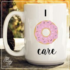 Donuts, Mugs and Sprinkles