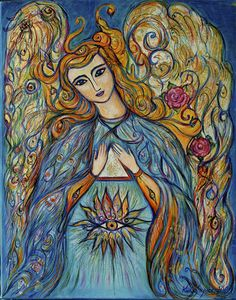 Archangel Gabriel is the Messenger. Gabriel is one of my Guardian Angels, . Paranormal, Archangel Jophiel, Art Beauté, Entertaining Angels, Angel Guide, Archangel Gabriel, I Believe In Angels, Bible Pictures, Doreen Virtue