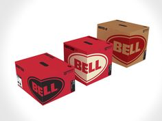Color variation options for corrugated boxes